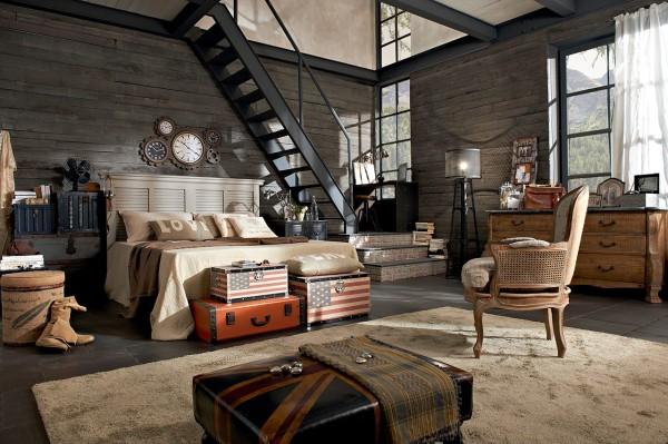 beliebte einrichtungsstile shabby chic exklusive m bel. Black Bedroom Furniture Sets. Home Design Ideas